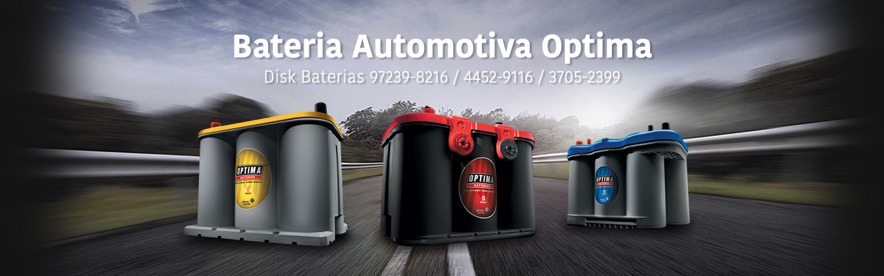 bateria automotiva optima